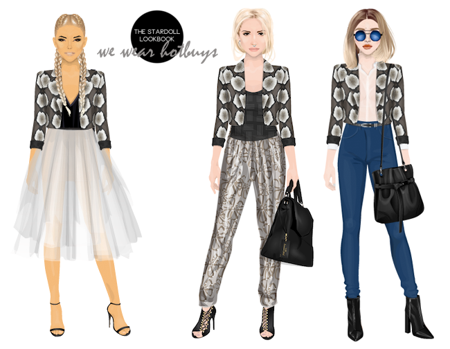 The Stardoll Lookbook April 2016