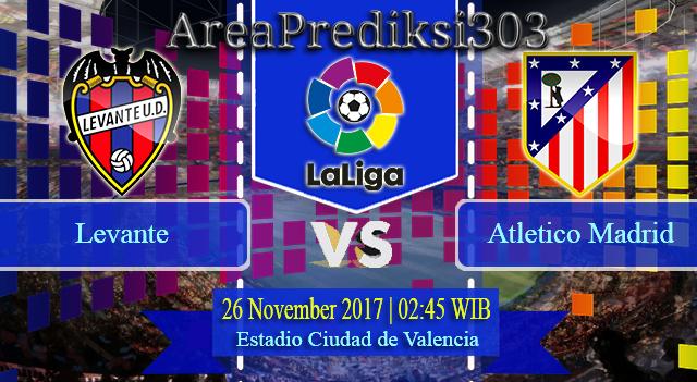 Prediksi Akurat Levante vs Atletico Madrid