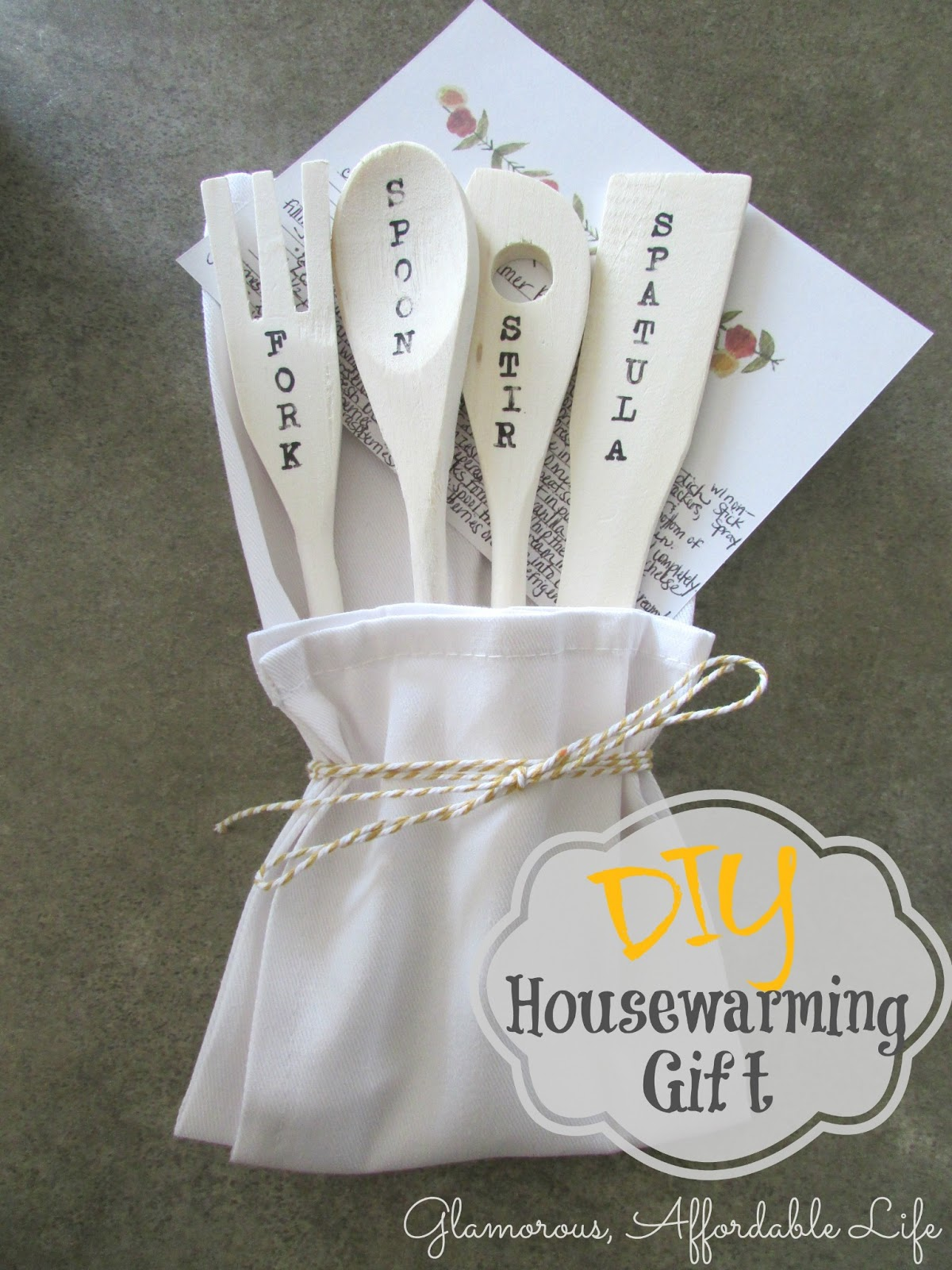Homemade Housewarming Gift Ideas Diy Housewarming Gift