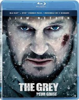 The Grey (2011) BluRay 480p 350MB Dual Audio ( Hindi - English ) ESubs MKV