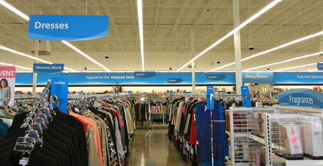 Como é a loja Ross Dress for Less