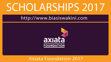 Axiata Foundation 2017