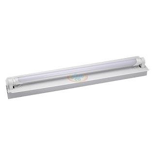 T8 LED工事燈 9Wx1 2呎1燈型
