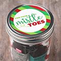 Mistletoe Gift Tag