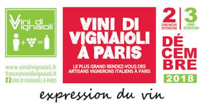 blog vin Beaux-Vins événement sortie salon œnologie dégustation décembre paris vini di vignaiolo