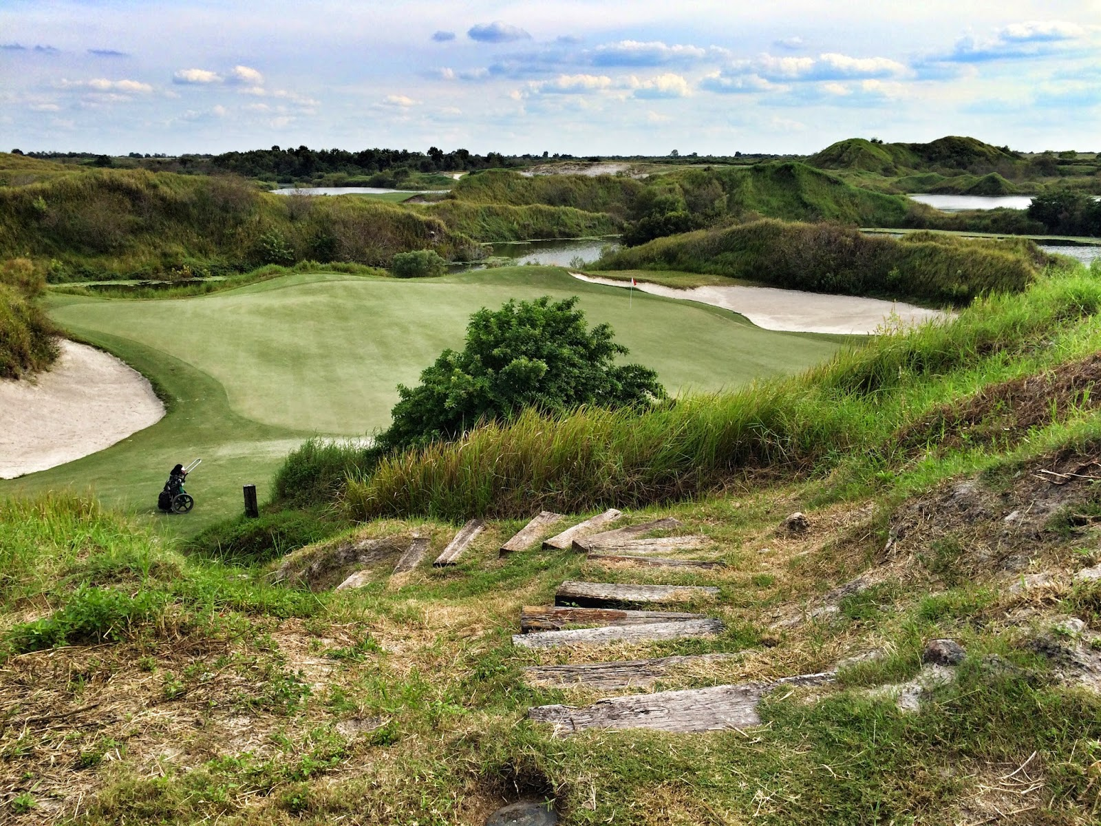 Streamsong Red 7th Hole
