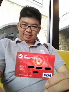 Kartu ATM Bank Sinarmas