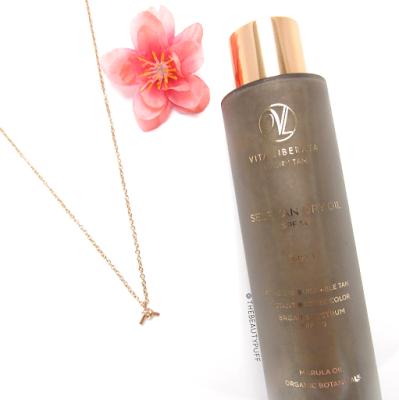 vita liberata self tan dry oil - the beauty puff