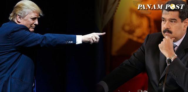 Si Trump logra lo que se propone, ¿ahora irá por Maduro?