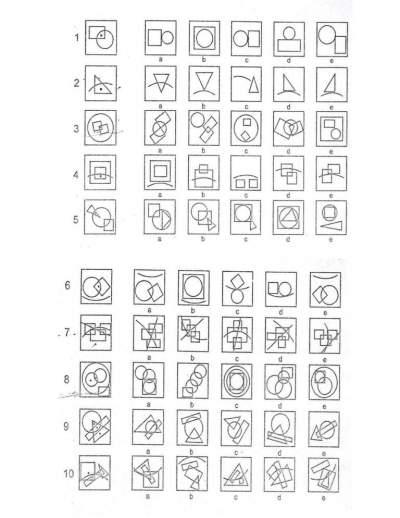 Tes Psikotes Menggambar Titik : psikotes, menggambar, titik, Contoh, Materi, Pelajaran, Psikotes, Gambar, Titik