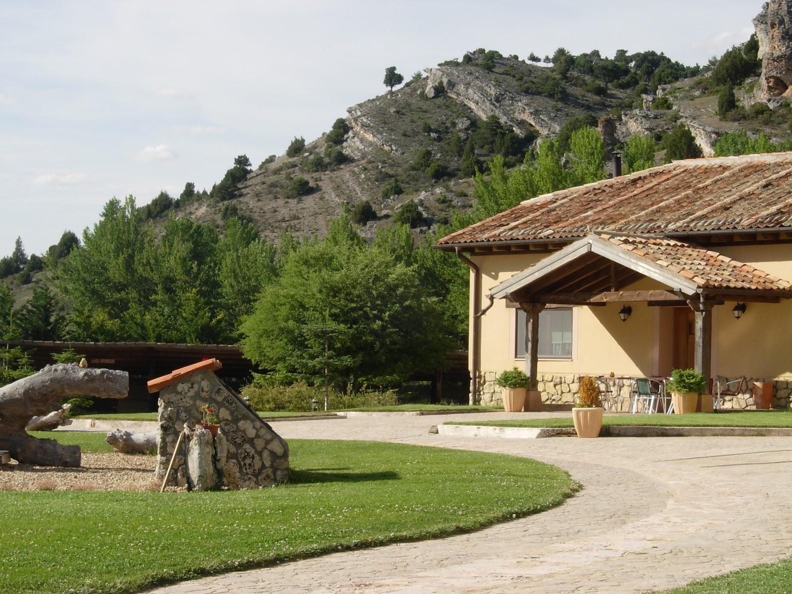 Estancias rurales charming hotels hotel de la semana for Charming hotels