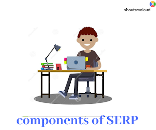 components of serp