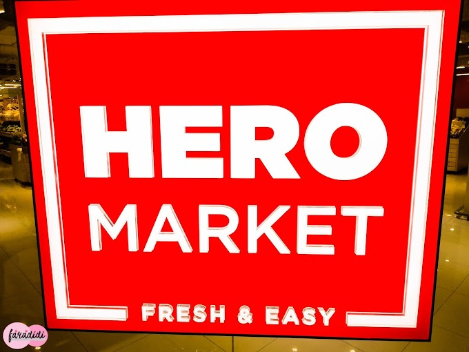 HeroMarket Kedua Kini di Capital City Mall, Johor Bahru!