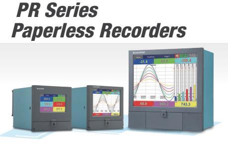 multi purpose paperless recorder