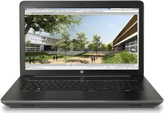 HP ZBook 15 G3 Y6J57EA Driver Download