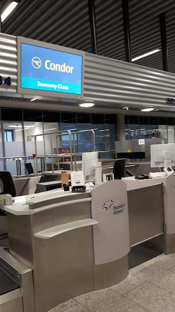 Fernreise mit Kindern: Vorabend Check-In am Frankfurter Flughafen