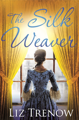 Book Tour: The Silk Weaver by Liz Trenow