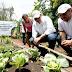 Rolando entrega maíz y otros apoyos para fortalecer al campo