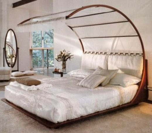 The Mantra Bed by Mauro Bertame
