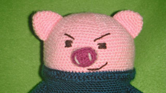cerdo-amigurumi