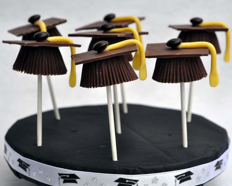 Beki Cook's Cake Blog: Graduation Treat Ideas