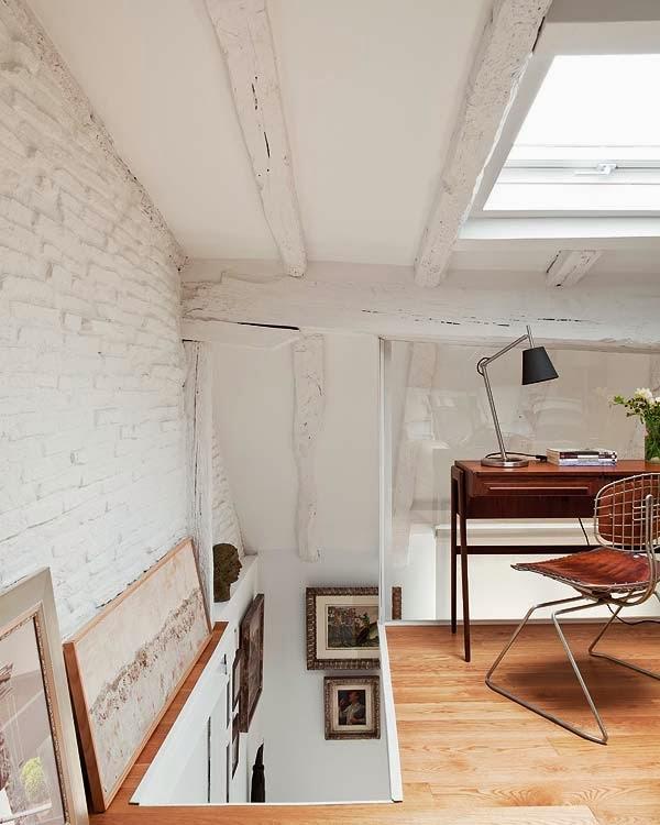 20metriquadri camera da letto sul soppalco