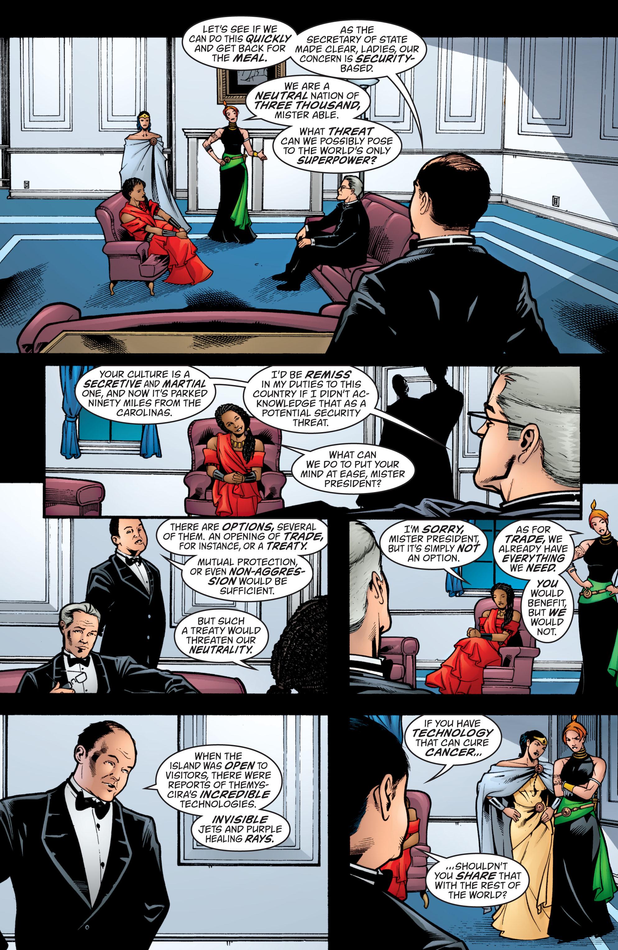 Read online Wonder Woman (1987) comic -  Issue #208 - 14
