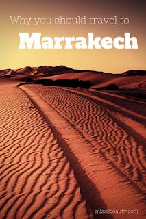 sand dunes in marrakech