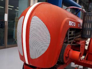 ISEKI TR-1 イセキ 乗用耕耘機