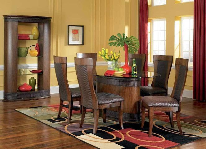 paint color ideas dining room