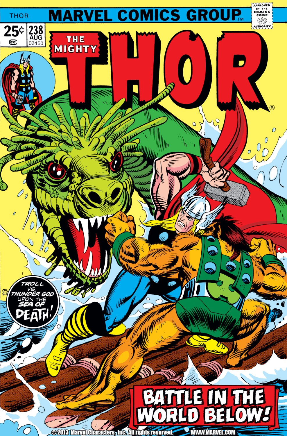Thor (1966) 238 Page 1