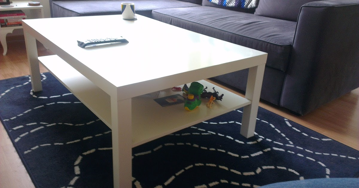 Ikea Salon Tafel Wit.Ace The Adventure Ikea Vrijdag Lack Salontafel Coffee Table