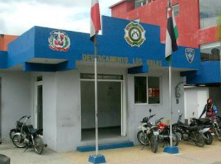 Image result for Policía en el municipio Los Alcarrizos