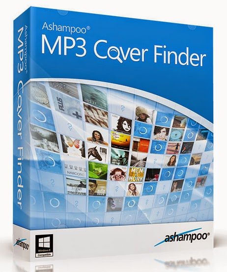Ashampoo MP3 Cover Finder 1.0.13 + Crack