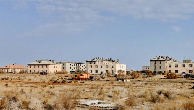 Inilah Enam Kota Mati Paling Menakjubkan Di Seluruh Dunia