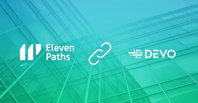 Alianza estratégica ElevenPaths y Devo imagen