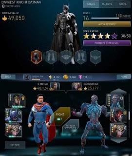 Injustice 2 Apk Mod God Mode v2.2.0