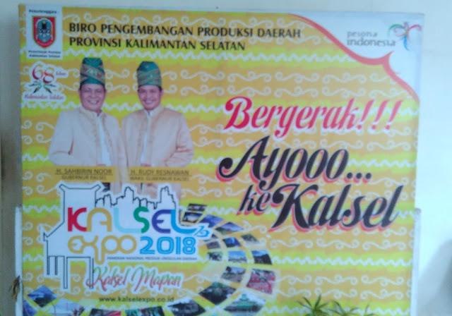 Kalsel Expo 2018 Resmi Dibuka