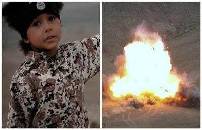 ISIS: चार साल के Jihadi Junior ने बंधकों को दी मौत की सजा