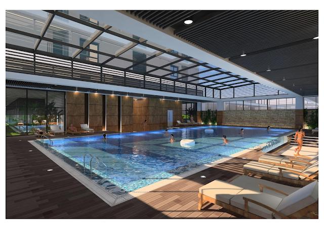 Bể bơi ICID Complex