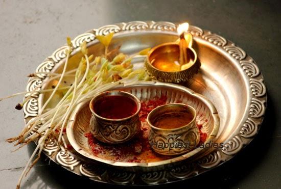 Turmeric used in festivals