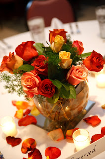 wedding centerpiece packages