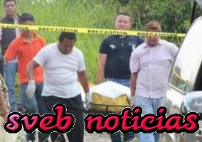 Hallan cuerpo de hombre presuntamente ejecutado en Coatzintla Veracruz