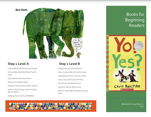 Recommended K-4 Children's Books for Parents