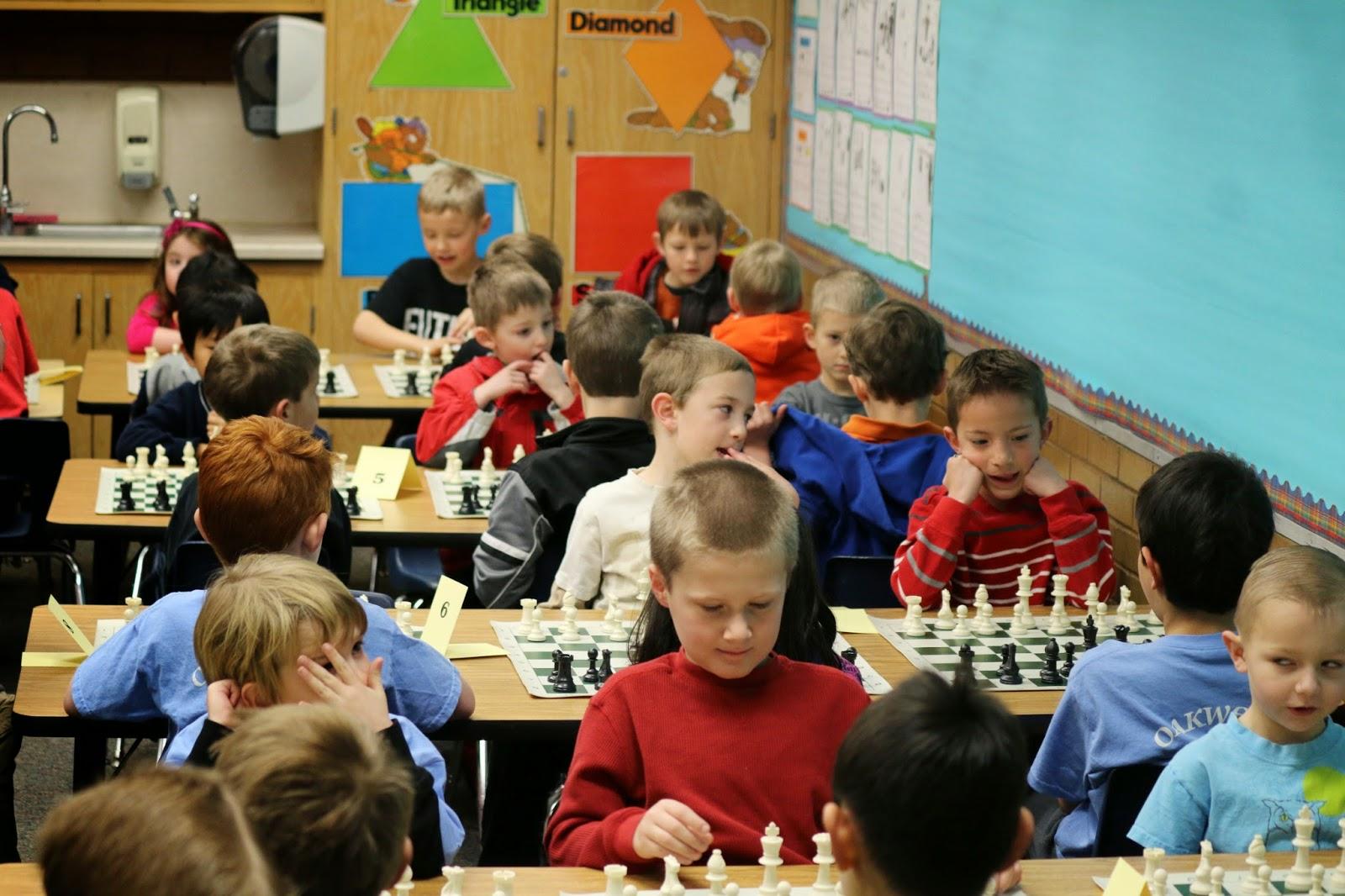 Fun Families 101 Elementary School Chess Club Ideas