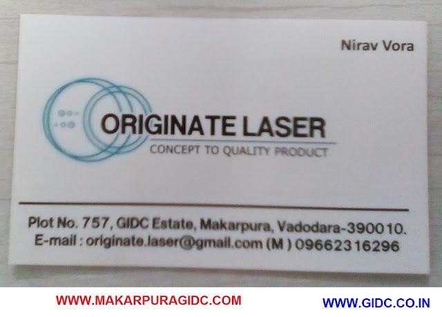 ORIGINATE LASER - 9662316296