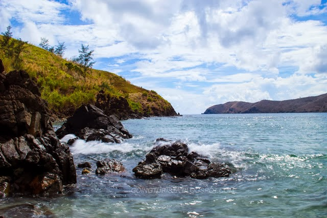 Nagsasa Cove rock boulders