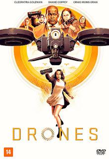Drones - HDRip Dual Áudio