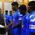 India's Blind World Cup Winning Team calls on PM