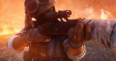 Battlefield V Battle Royale Mode Firestorm